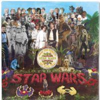 ¿Qué pasa cuando Star Wars y otras películas de culto se vuelven parte de álbumes míticos?