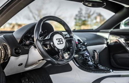 Alquiler Bugatti Veyron 3