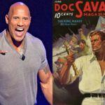 Dwyane Jonson será 'Doc Savage' para Shane Black