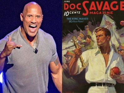 Dwyane Johnson será 'Doc Savage' para Shane Black