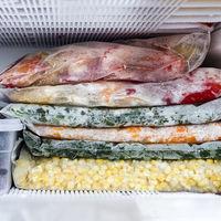 ¿Se puede volver a congelar la comida descongelada?