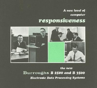 Folletos de antiguos ordenadores
