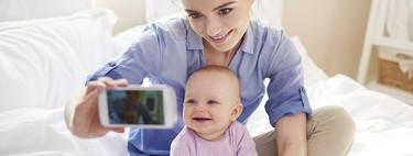Cinco apps para editar las fotos del bebé que te encantarán