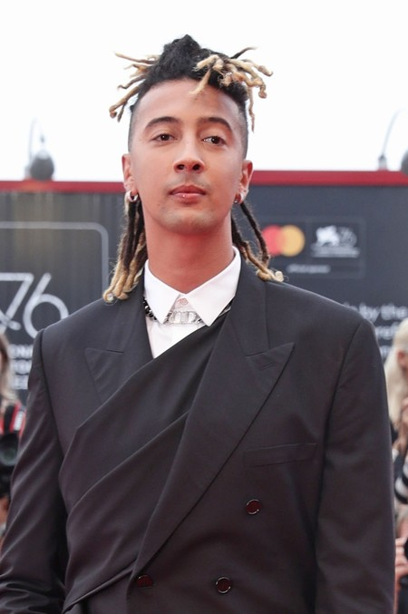 Ghali Opening Ceremony Red Carpet Arrivals The 76th Venice Film Festival 02