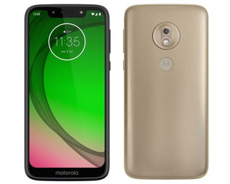 El Motorola Moto G7 Play