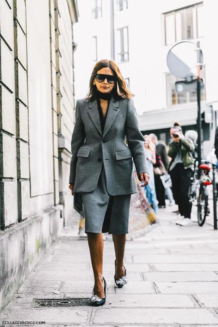 Pfw Paris Fashion Week Ss17 Street Style Outfits Collage Vintage Valentino Balenciaga Celine 116 1600x2400