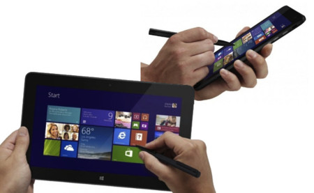 Dell Venue 8 Pro y Venue 11 Pro