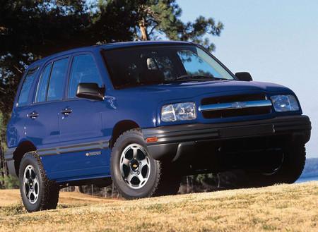 Chevrolet Tracker Historia Datos Fotos Y Recuerdos