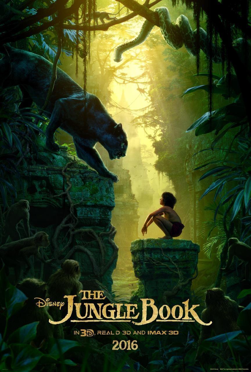Carteles de 'El libro de la selva' (2016)