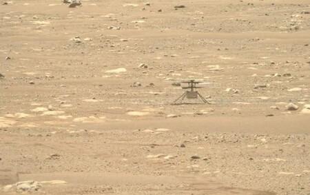 Ingenuity Marte Mars Nasa Perseverance
