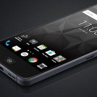 Este BlackBerry Motion sería el próximo móvil de la marca, según evleaks