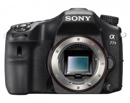 Sony A77 II sensor