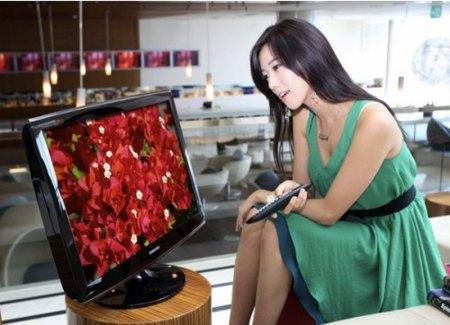 Monitores Samsung SyncMaster T, para ordenador y televisión