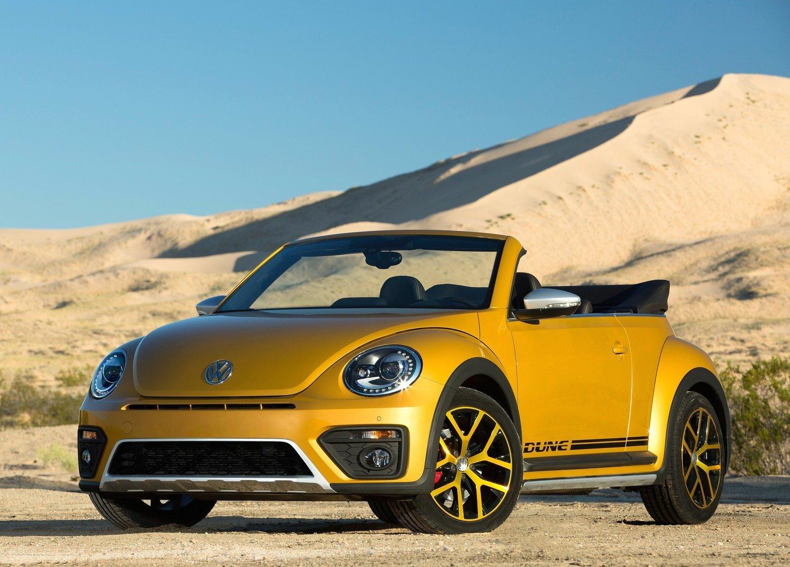 Foto de Volkswagen Beetle Dune (1/14)