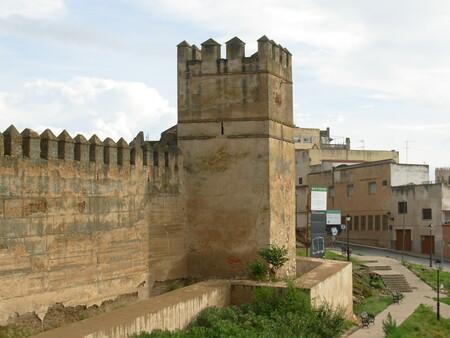 Badajoz Torre De Los Ahorcados