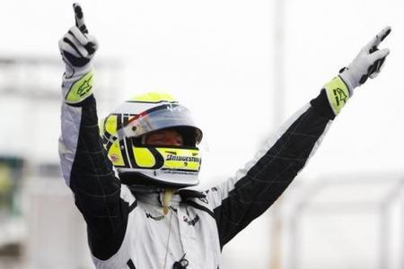 Jenson Button será el compañero de Lewis Hamilton en McLaren