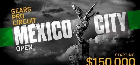 La segunda temporada del torneo de eSports de Gears of War arrancará en Ciudad de México