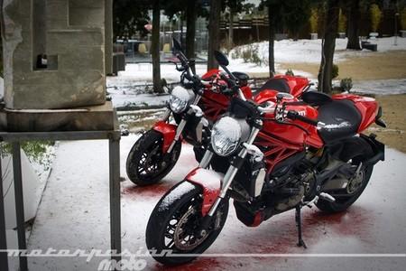 Ducati Monster 1200 S, toma de contacto (características y curiosidades)
