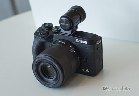 Toma Contacto Canon Eos M6 Markii 1