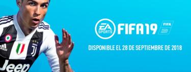 EA se decide por Cristiano. Así será la portada definitiva de FIFA 19