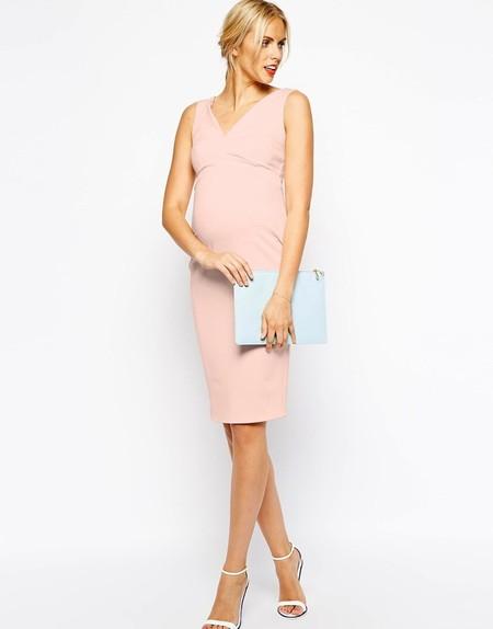 Vestido Tecto Asos Maternity Rebajas