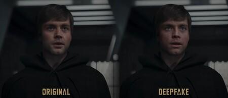 De mejorar a Luke Skywalker con deepfakes a trabajar en Lucasfilm: Disney contrata al youtuber que usa IA para cambiar rostros de actores