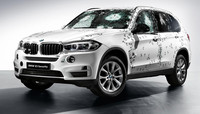 BMW X5 Security Plus, para el Salón de Moscú