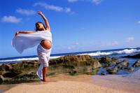 Danza oriental consciente y embarazo