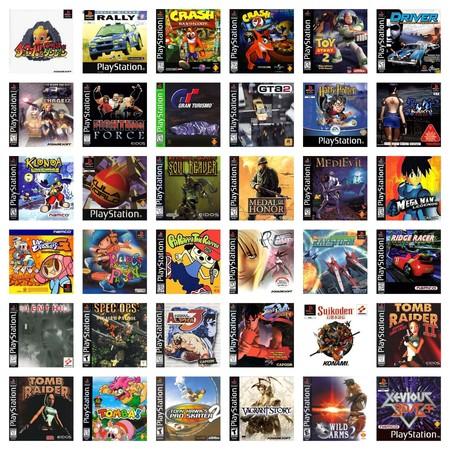 El hardware de PlayStation Classic esconde un listado de