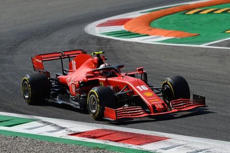 Leclerc Italia F1 2020