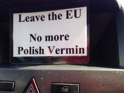 Así ha espoleado el #Brexit una oleada de ataques racistas a lo largo del Reino Unido