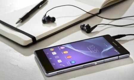 Sony Xperia Z2, toda la información