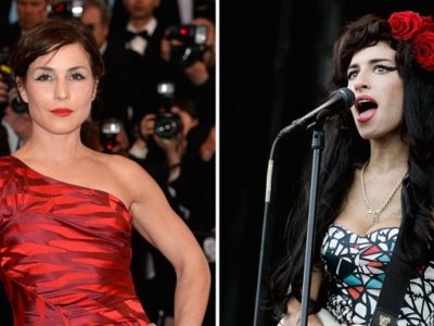 Noomi Rapace será Amy Winehouse