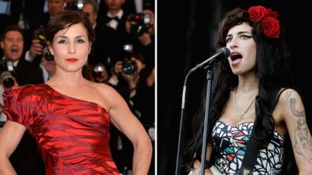 Noomi Rapace será Amy Winehouse
