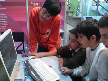 ¿La informática en edad infantil es buena o no?