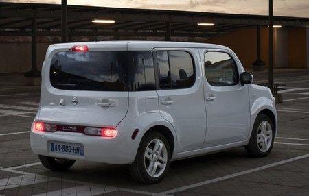 Nissan Cube 1