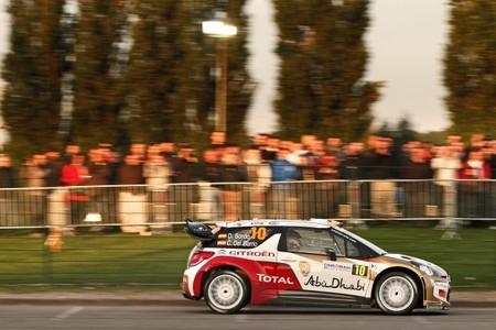 Rallye de Alsacia 2013: Dani Sordo marca el mejor crono en el Shakedown