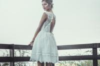 laure de sagazan vestido novia