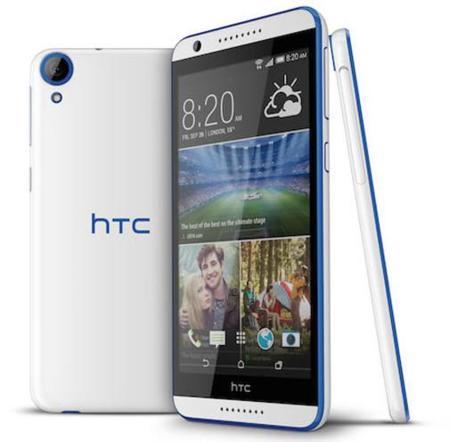 HTC Desire 820 estrena los 64 bits del Snapdragon 615
