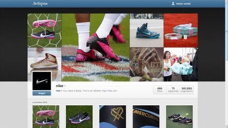 Cuando la imagen en la empresa importa, Instagram lleva sus perfiles a la web