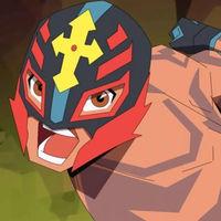 Cartoon Network prepara en México una serie animada de Rey Misterio, estas son sus primeras imágenes