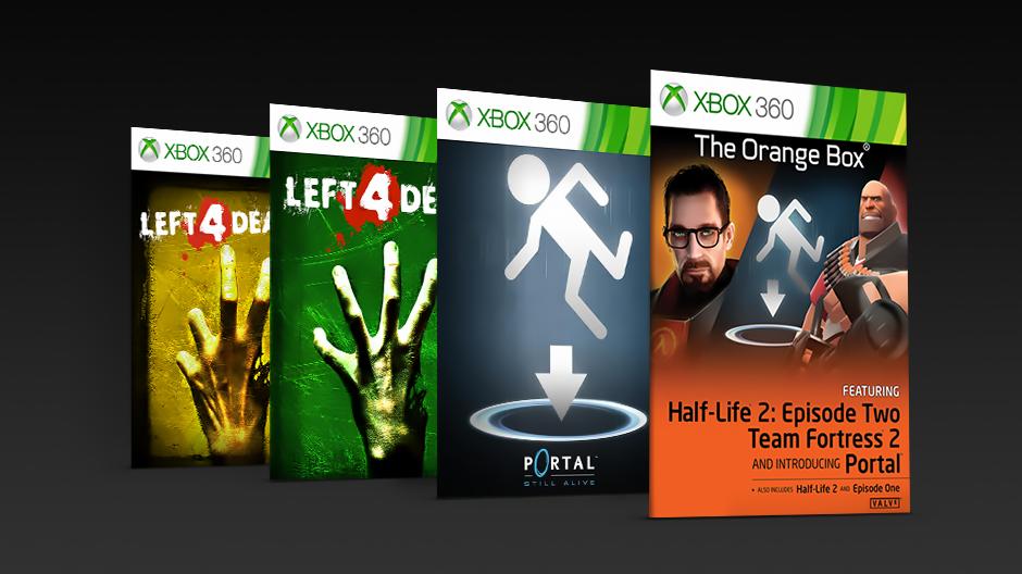 Half-Life 2, Portal: Still Alive, Left 4 Dead y Left 4 Dead 2 se actualizan para sacar partido a Xbox One X