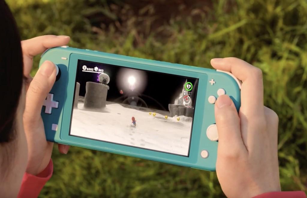 Nintendo Switch Lite, una versión más pequeña y económica a la que no se le puede quitar los Joy-Con ni conectarla al dock