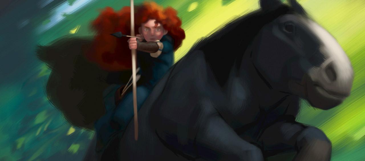 'Brave', arte conceptual