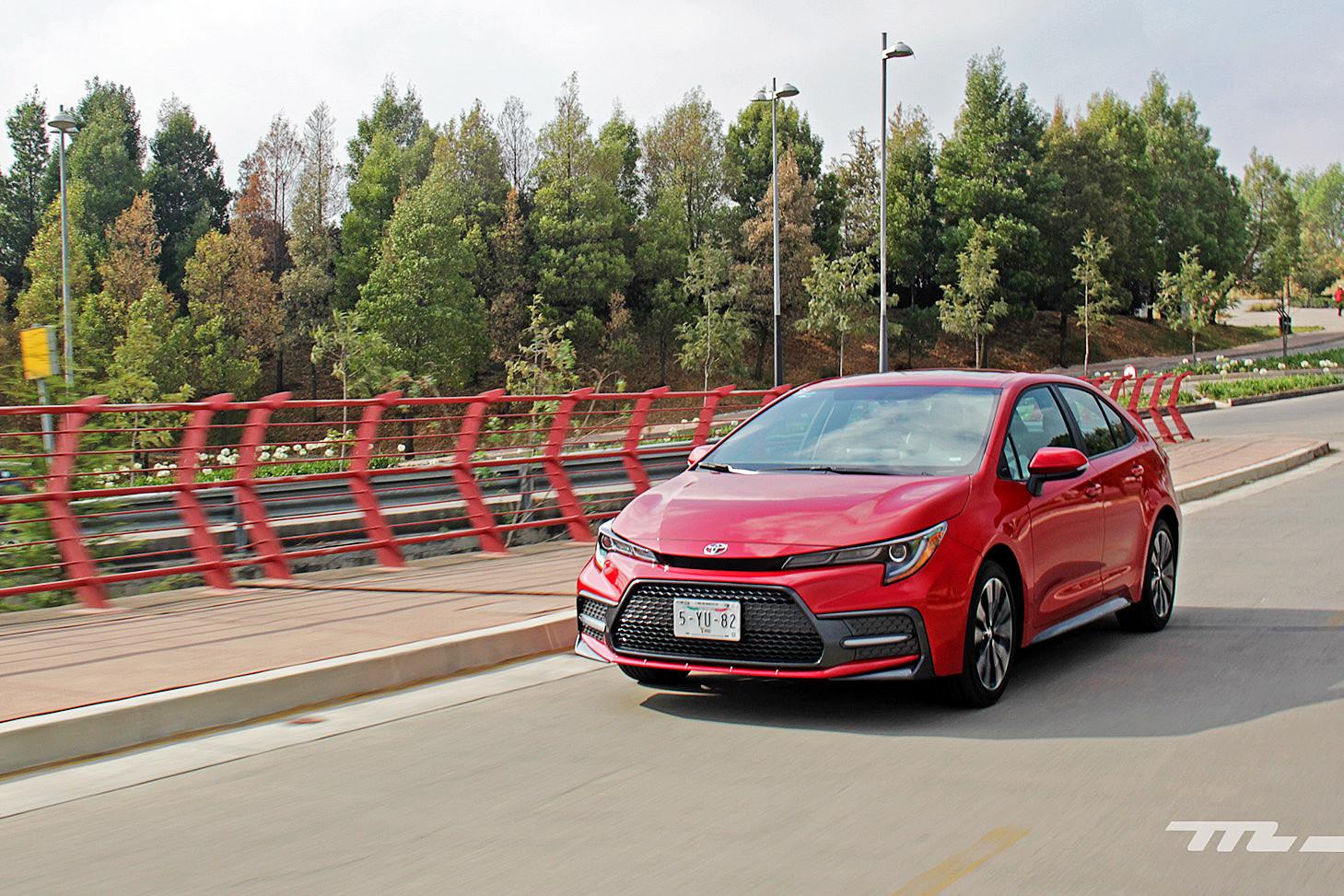 Foto de Toyota Corolla 2020 (prueba) (8/22)