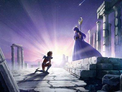 Caballeros del Zodíaco llegará pronto al catálogo de Netflix, en su versión remake