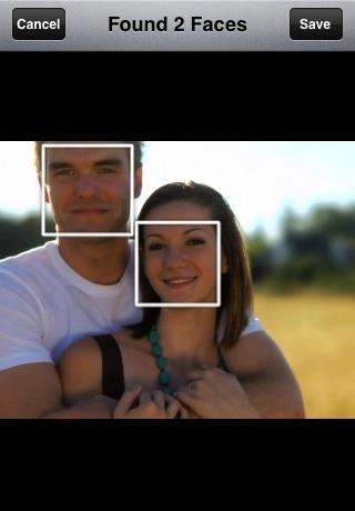 Faces, reconocimiento de rostros en el iPhone