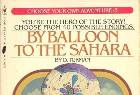 Elige tu propia aventura