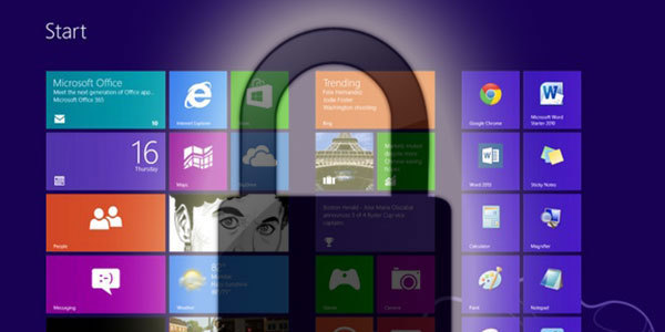 La seguridad en Windows 8