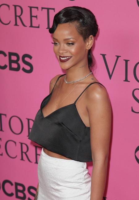 Las famosas no se quisieron perder el desfile de Victoria's Secret
